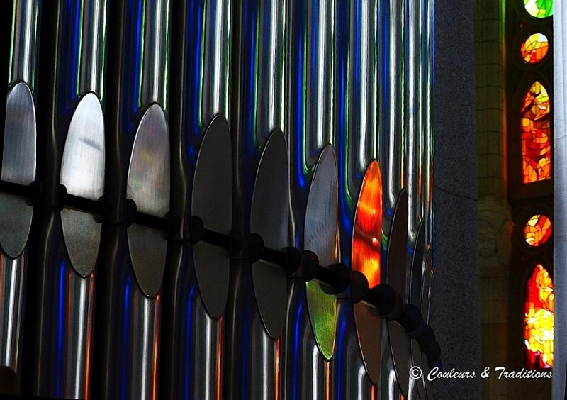 Sagrada Familia, son et lumière