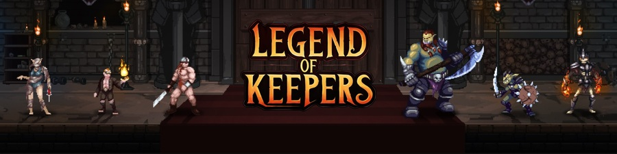 NEWS : Legend of Keepers : Carrer of a dungeon master avec du RPG ?