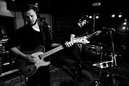 Live : Alt-J - Session sur KCRW FM - 9 Septembre 2014