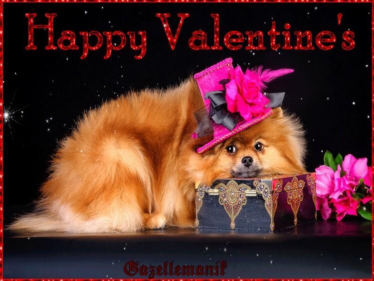 C'est la saint Valentin , (Planifié en date )