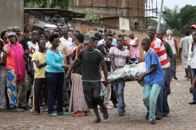 L'Union africaine va déployer 5000 hommes