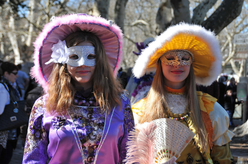 Le Carnaval vénitien d'Annecy 2019 (#4)