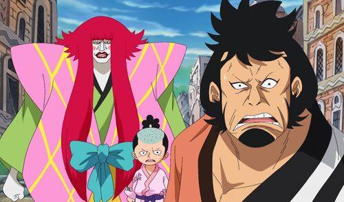 Spoils du Scan One Piece Chapitre 919 VF