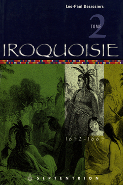 Lecture en cours : Iroquoisie Tome 2
