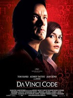 Da Vinci Code affiche