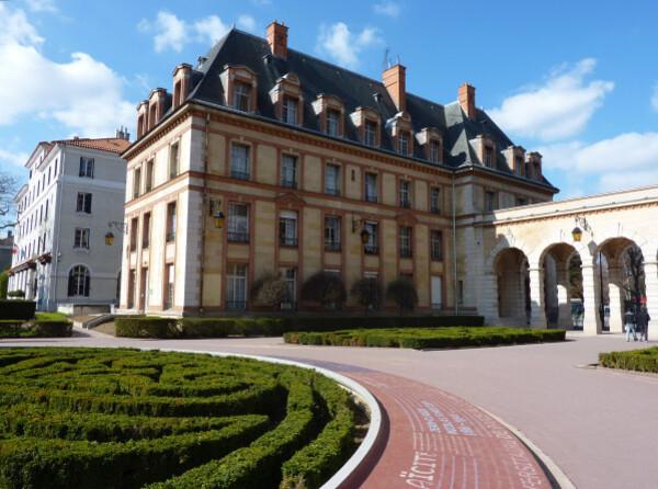 Pavillon André Honnorat