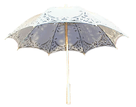tubes parapluies / gouttes de pluie