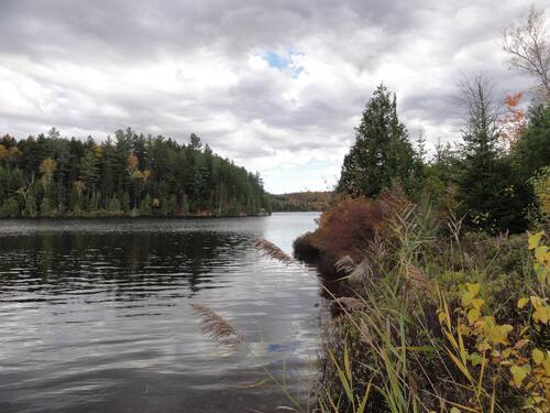 Pourvoirie du Lac Blanc au Québec