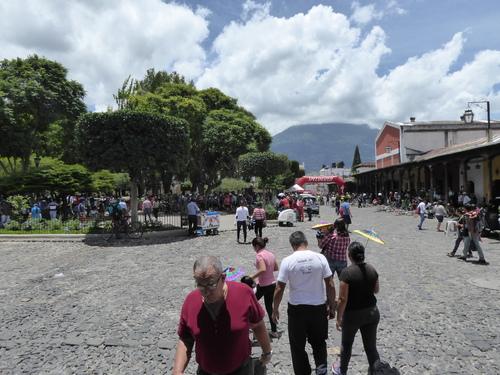 Jour 17, Guatemala, Antigua, Musée du Cacao