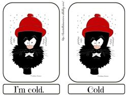 Flashcards cold
