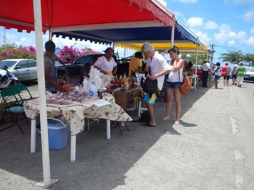 Un tour au marché des producteurs