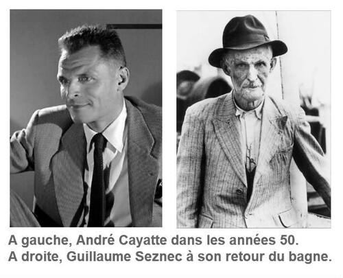 André Cayatte et l'Affaire Seznec.