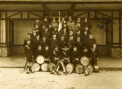 Granville au XXe siècle