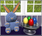 Bunnies Room Escape - Amajeto