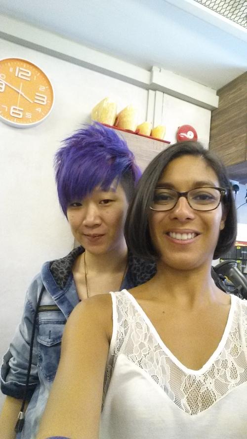 J'ai testé pour vous : trouver un (bon) coiffeur à Singapour