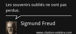 Freud, père de la psychanalyse
