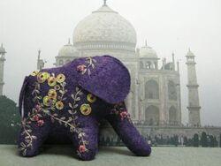 Pourquoi l'Éléphant Rapiécé