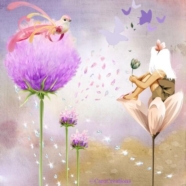 rêves fleuris
