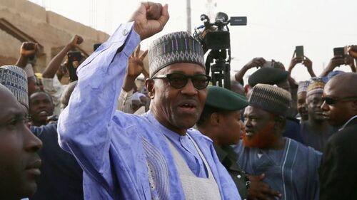 Buhari déclaré vainqueur de l'élection présidentielle au Nigeria