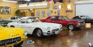 Jouer à Genie Classy car showroom escape