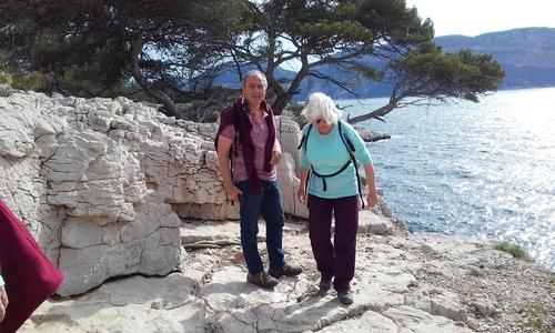 2018-04- du 5 au 8  Sylvie et Michel à La Ciotat