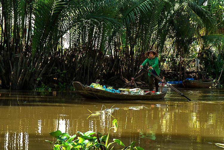 Delta du Mekong- 3 Can Tho