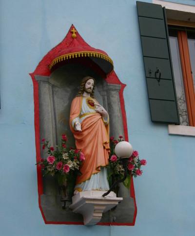 Blog de dyane :Traces de Vie, Ici même Jésus est coloré !!!!!