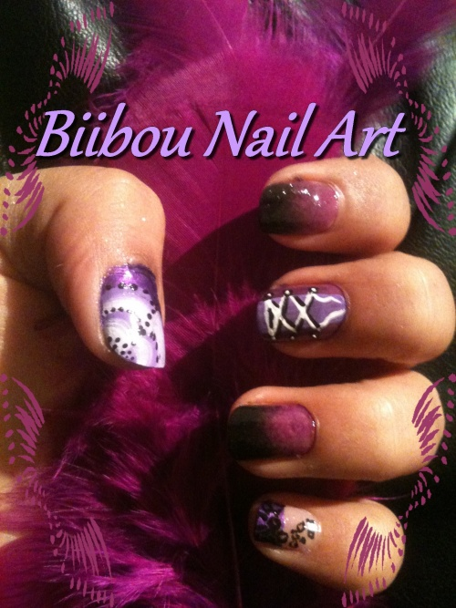 Nail Art ( spécial concours )