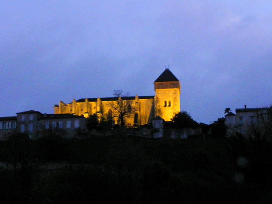la ville romaine de Saint Bertrand de Commingues