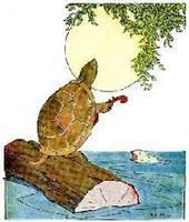 Nougat roux. Confiserie à base de blanc d'œufs, de miel et de caramel, dans laquelle on éprouve une irrépressible envie de mordre pendant les nuits de pleine lune