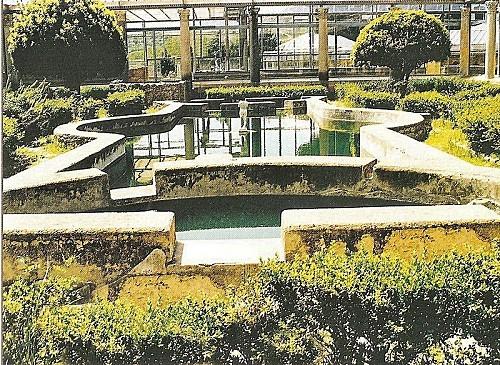 La Villa Romaine du Casale Péristyle