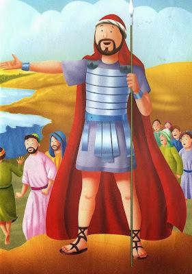 Josué - historia bíblica ilustrada