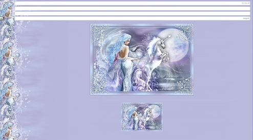 Papier Fantasy Femme 01