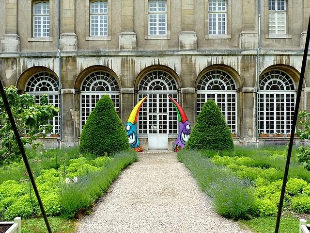 Gary Peintre Sculteur 10 Marc de Metz 2012