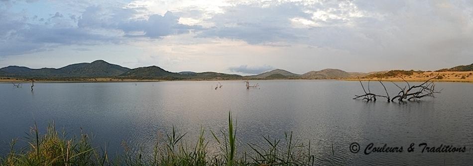 Derniéres lueurs sur le Pilanesberg