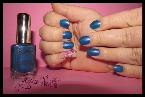 Kiko Bleu Célébration