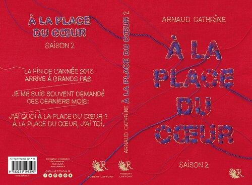 Découvrez la quatrième de couverture d' A la place du coeur, tome 2  @collectionR