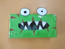 Le monstre mangeur de lettres
