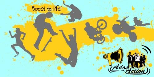 Boost ta life!