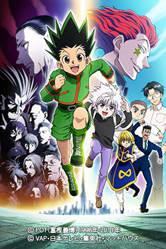 Hunter x Hunter - 50 Vostfr... OUT !