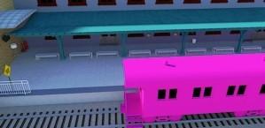 Train station escape