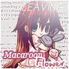 Macaroon Flower♥