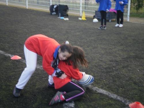Initiation au Rugby pour les CE2