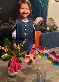 Les fleurs de Julie