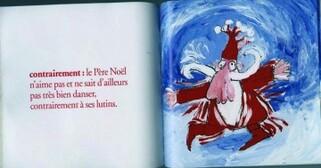 Le dictionnaire du Père Noël