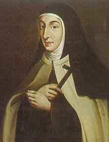Sainte Anne de Jésus. Carmélite († 1621)