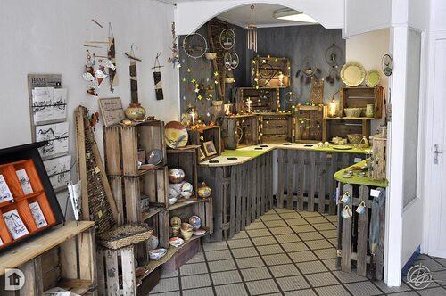 Boutique artisanale Argentat