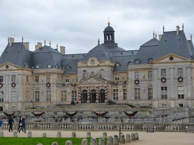 Chateau enchanté ...