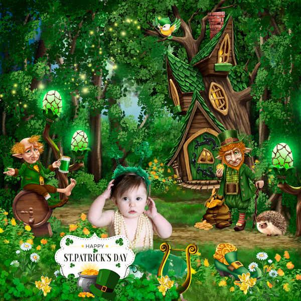HAPPY ST PATRICK DAY - jeudi 25 février / thursday february 25th Happys11