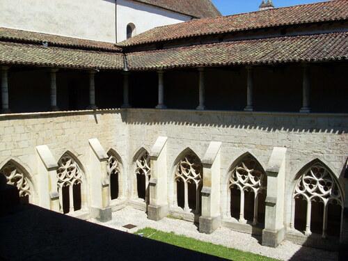 L'Abbaye d'Ambronay  (01)